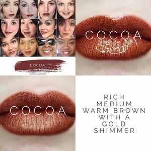 Lipsense cocoa
